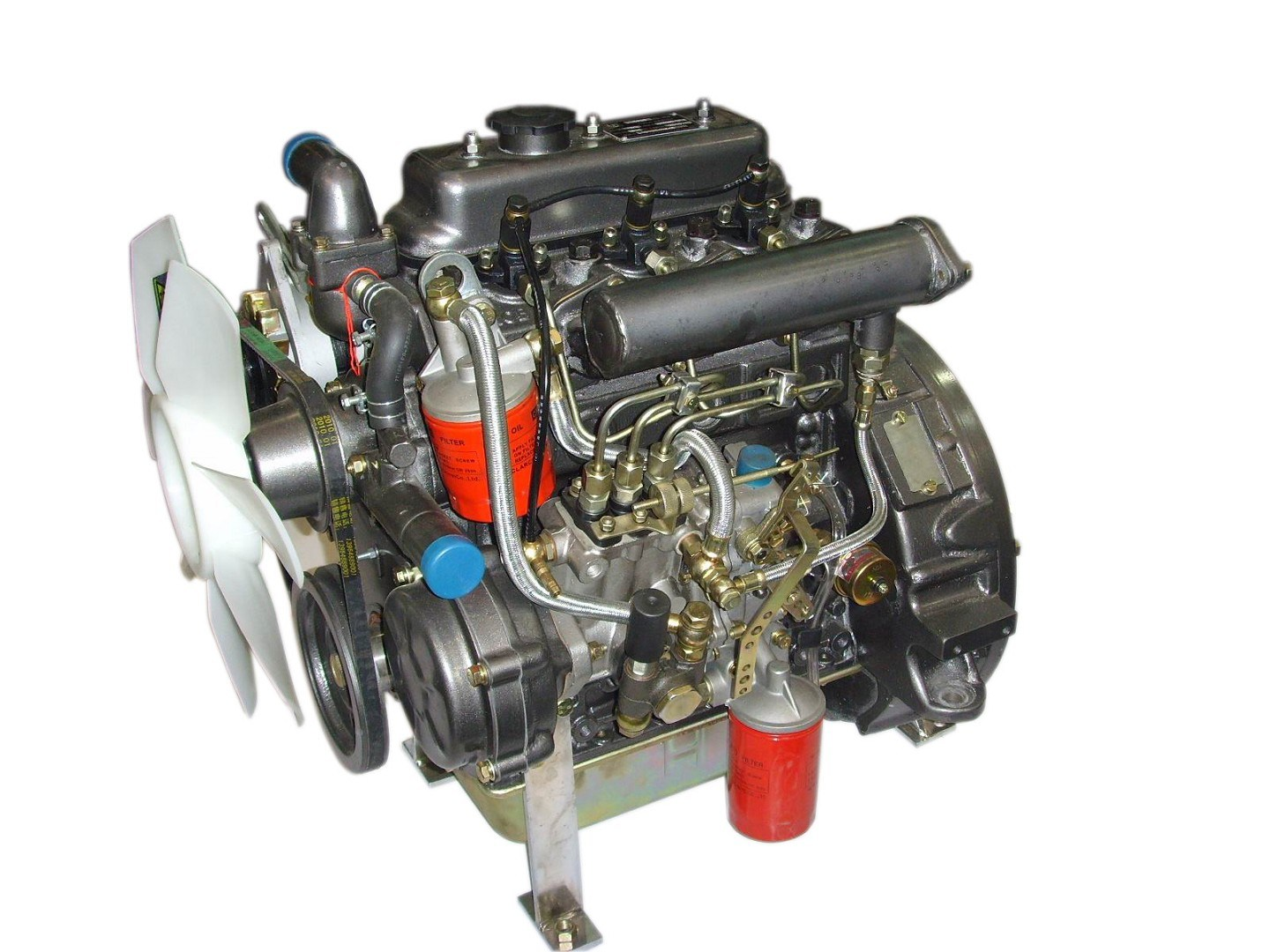 Laidong Diesel Engine for Engineering Machinery & Corn Havester (20HP-55HP)