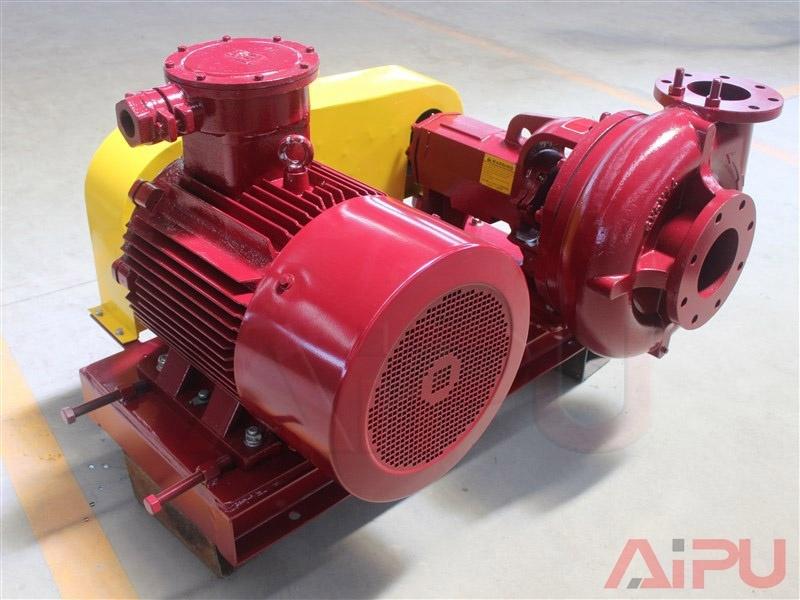 Drilling Fluids Shear Pump Use in Oilfield Mud System