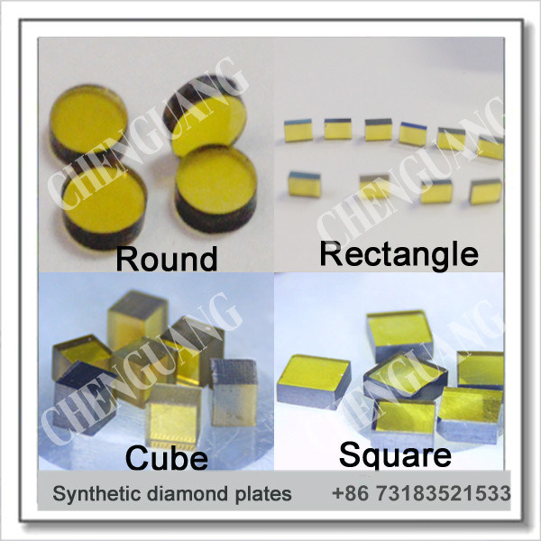 Diamond Jewelry, Abrasive, CVD Diamond