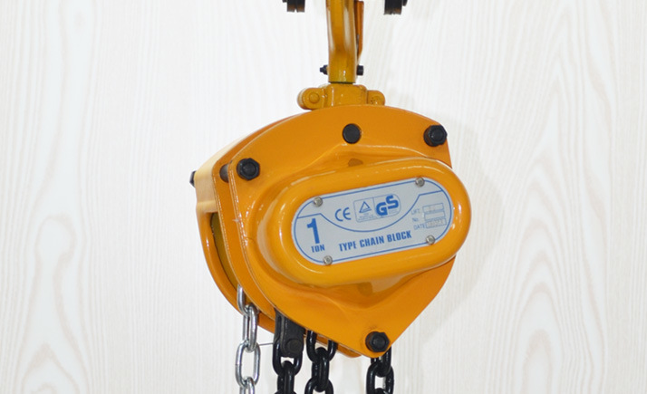 2 Ton Manual Hand Chain Hoists with G80 Chain