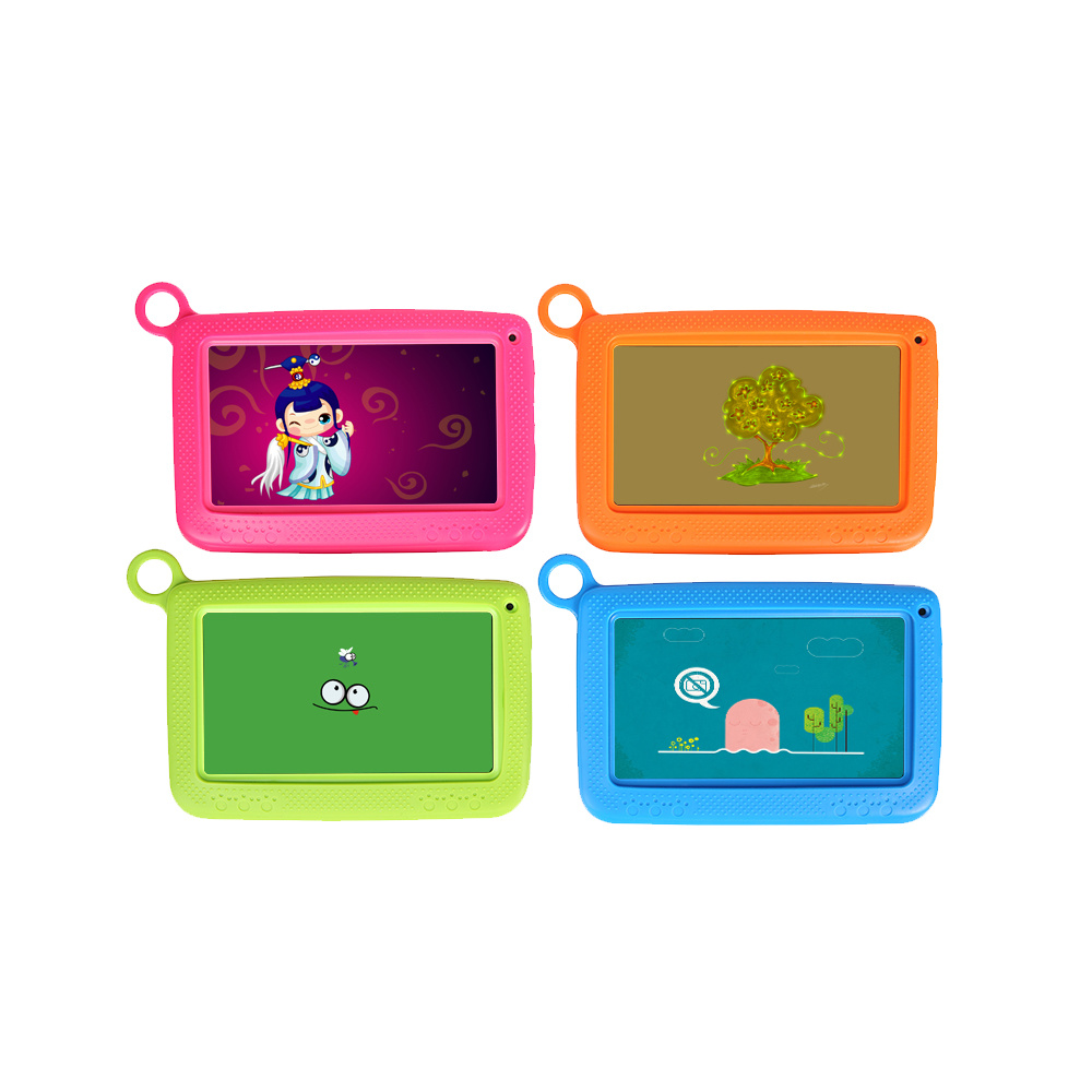 OEM Logo Printed Rugged 7 Inch Android Tablet for Kids