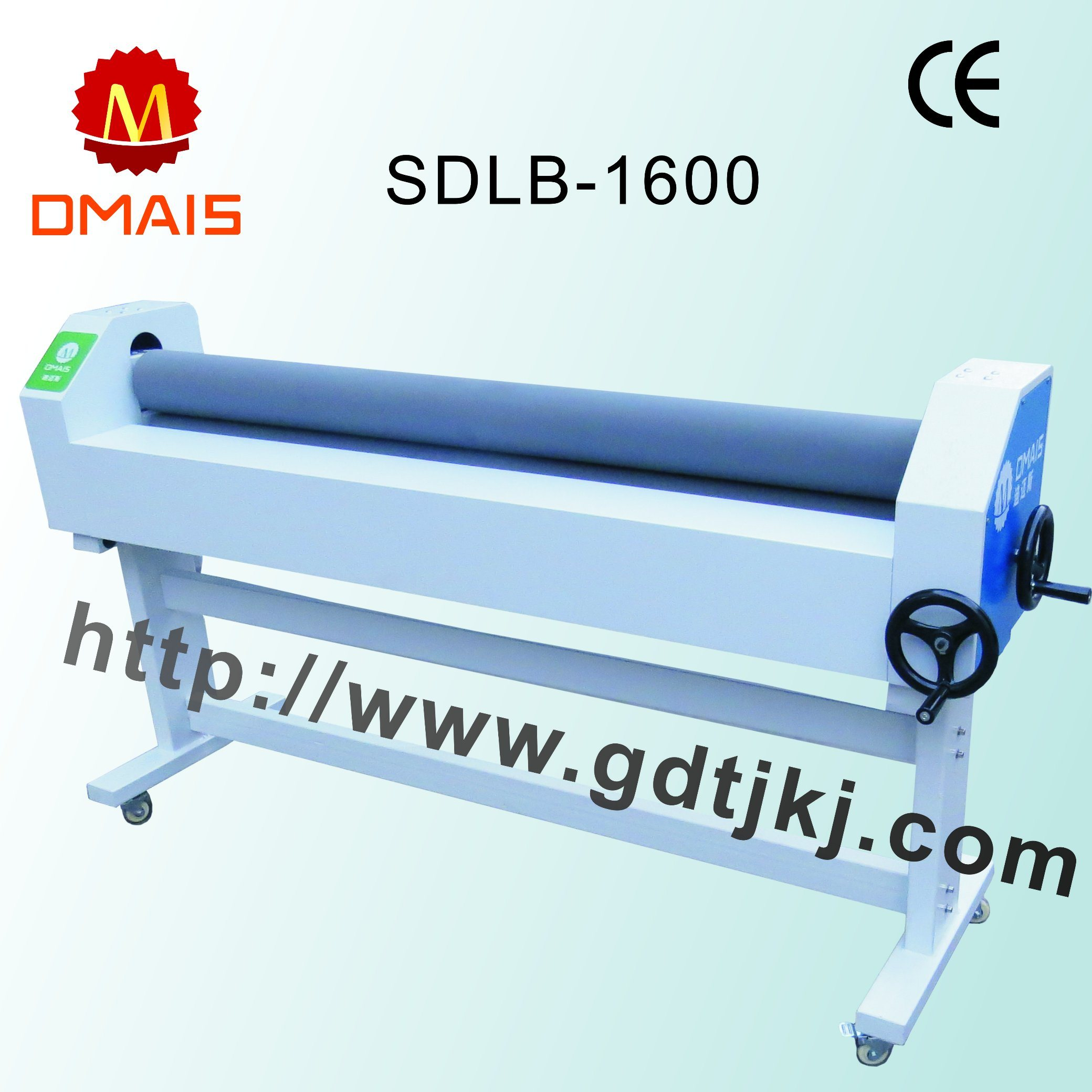 Manual Roll to Roll Laminating Machine for Printing