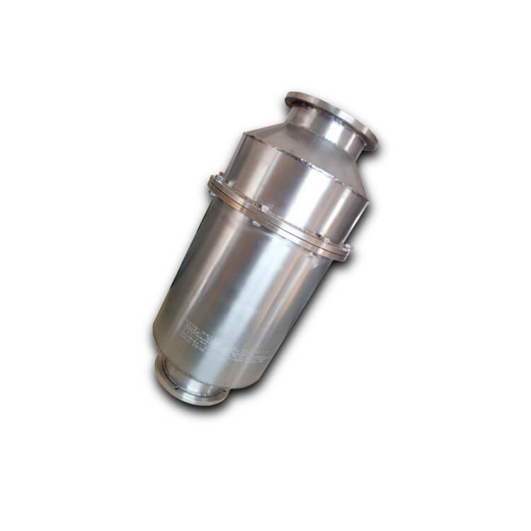 Exhaust Performance Catalytic Converter for Light Duty Trucks Euro V
