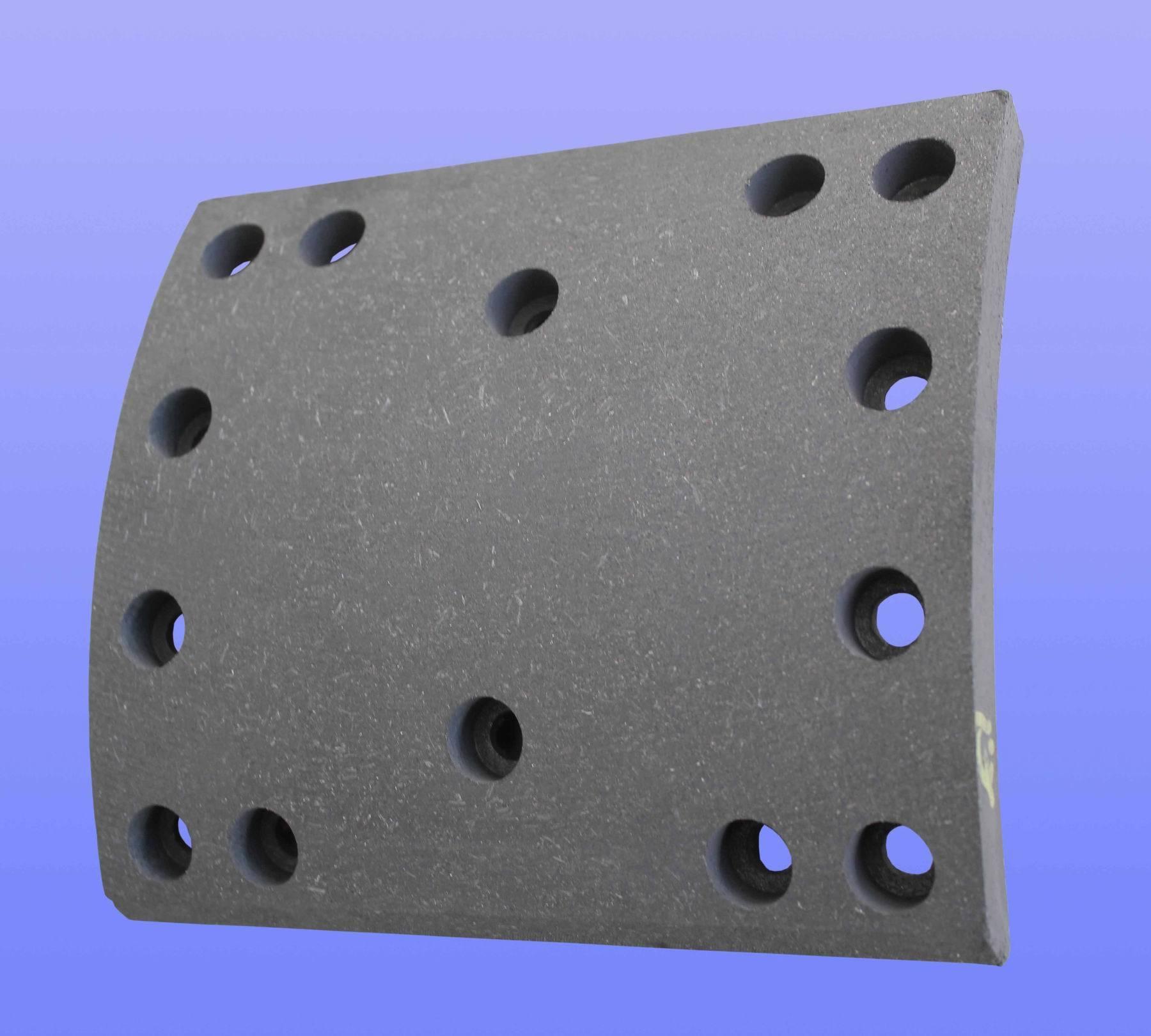 Brake Pad And Lining : China brake lining and pad
