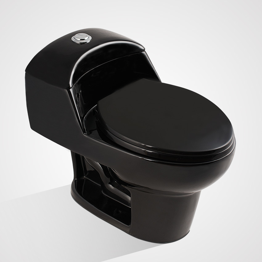 Classic Porcelain Siphonic One Piece Toilet with Hot Sale