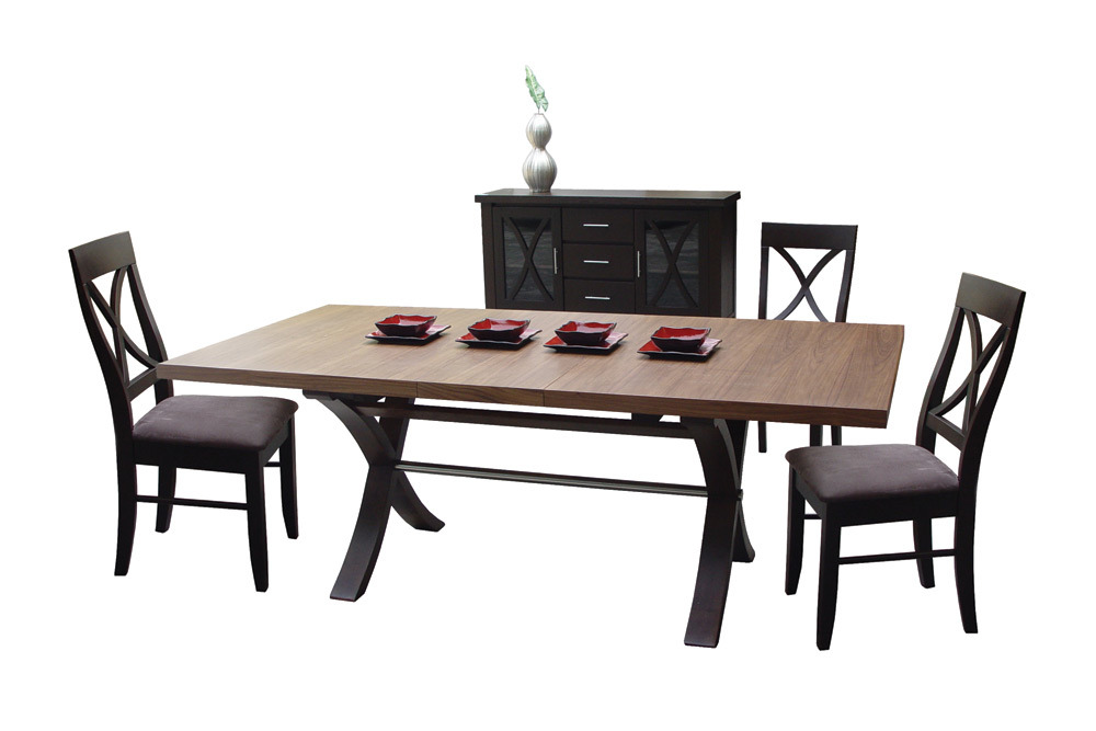 China Dining Table Set BYD DT 007 China Oak Table