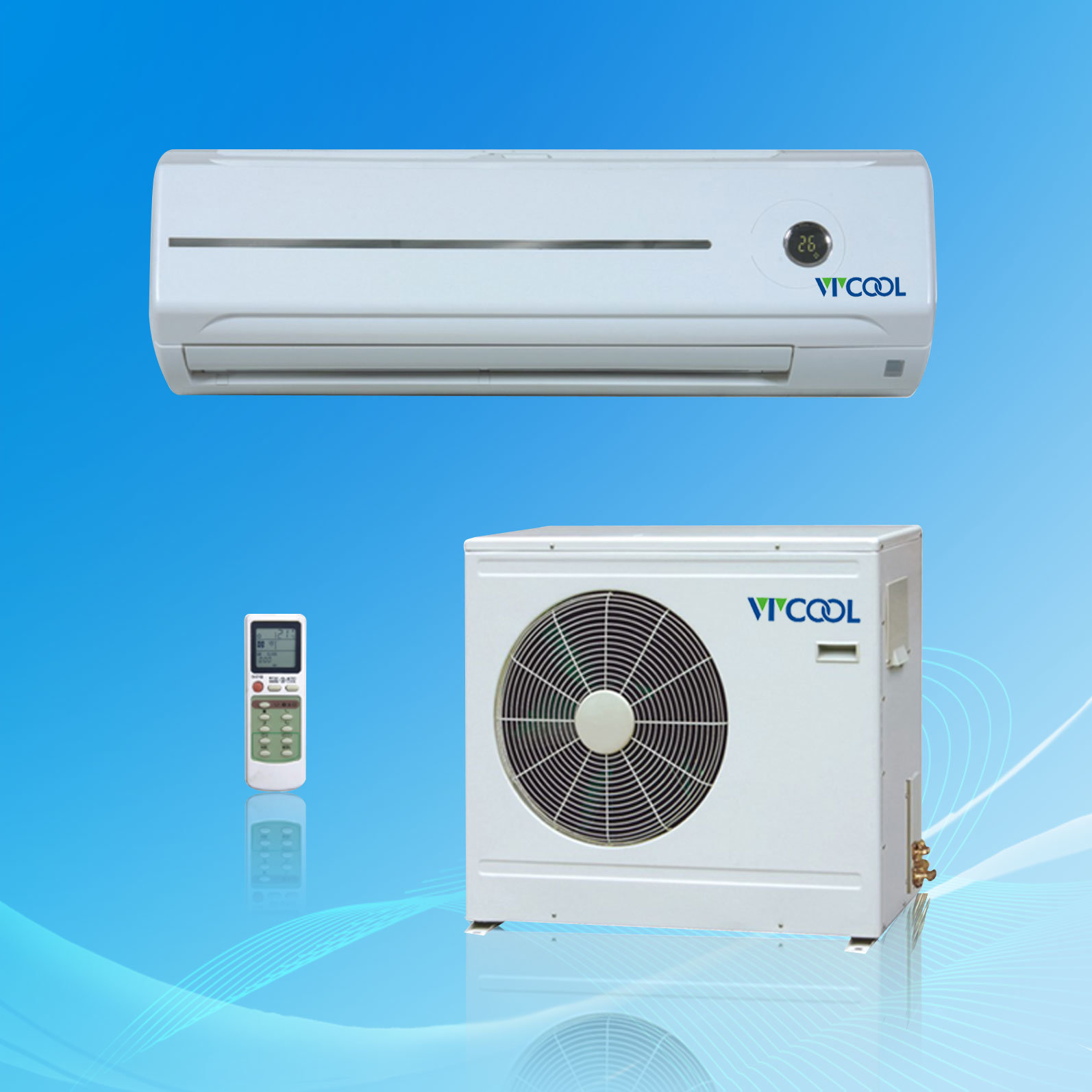 Kinds of Air conditioner Units Air Conditioning Repair in Las Vegas #1380B8