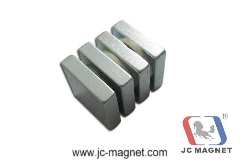 Custom Strong Sintered NdFeB Magnet (JM17)