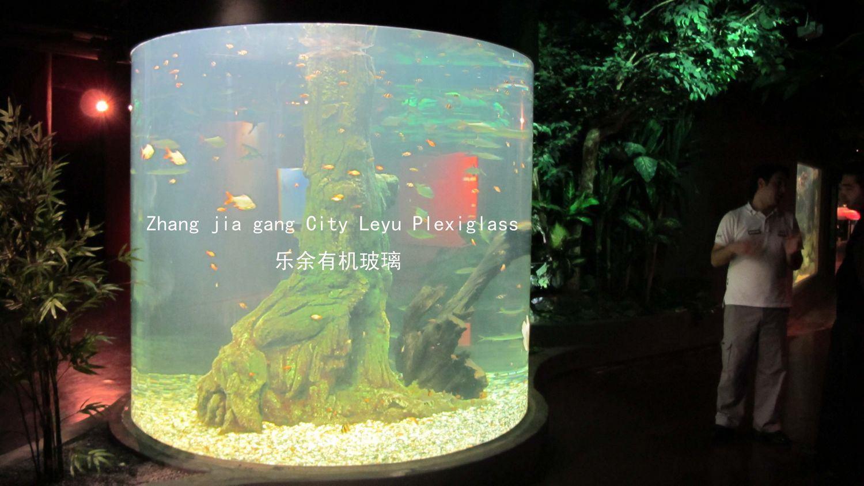 China custom giant acrylic fish tank 10 china acrylic for Acrylic fish tank