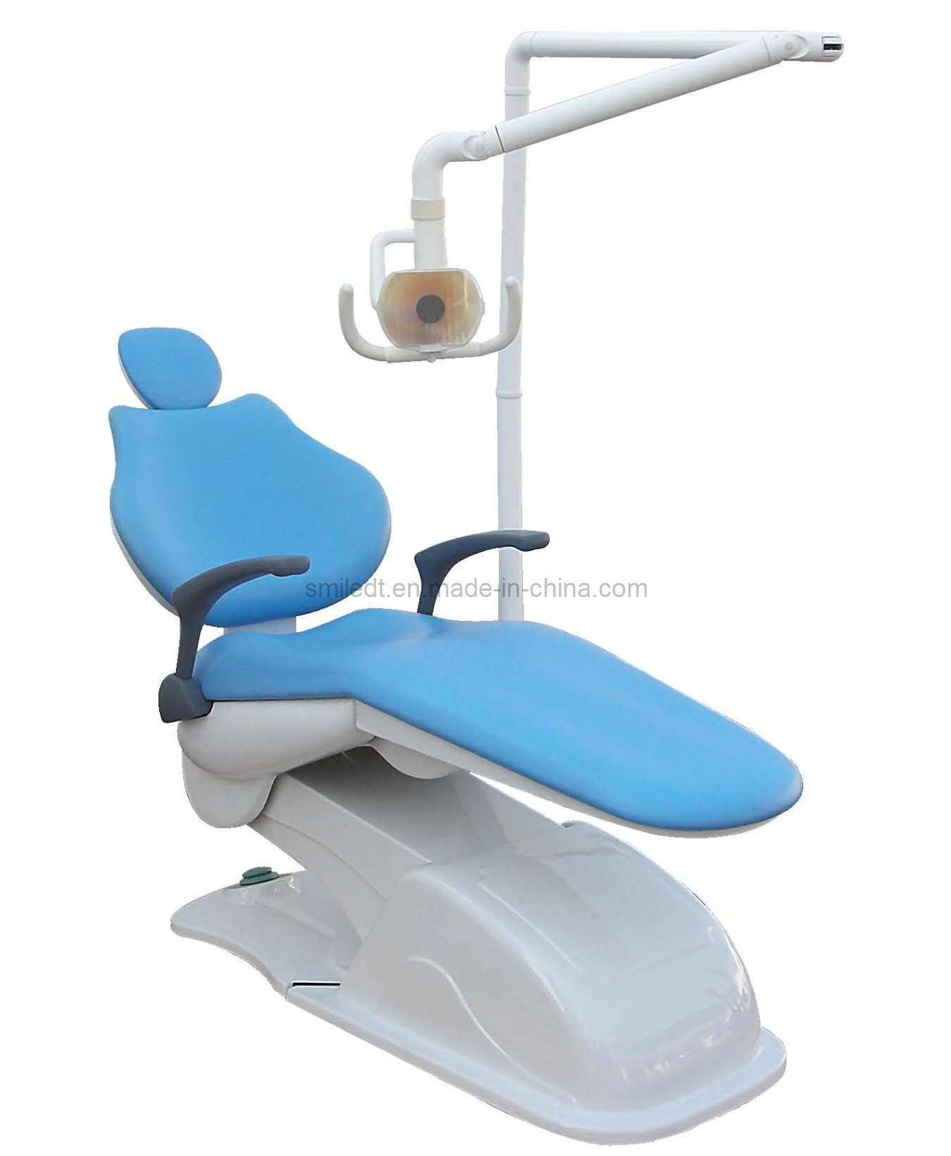 china ce approved dental chair with light photos pictures made in