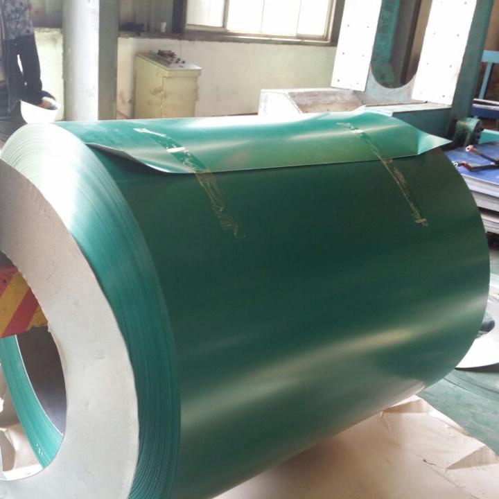 (0.13--1.3 mm) Dx51d Ral Color PPGI Prepainted Galvanized Steel Coil