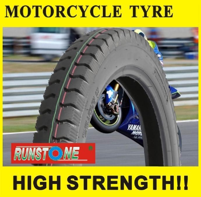 Heavy Duty Use Motorcycle Tyre 2.50-17 2.75-17 3.00-17 3.00-16