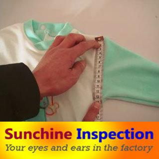 Baby Clothes Inspection Service and Quality Control Services in Shenzhen, Guangdong, Zhejiang, Fujian, Jiangsu, Sichuan