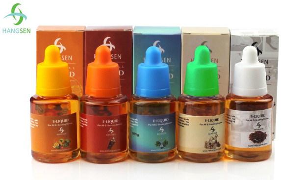 E Liquid 30ml Vapor Flavor for E-Cig