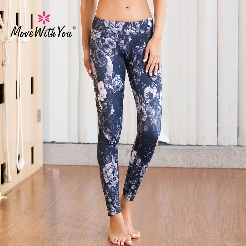 Women′s Tights Yoga Running Workout Fitness Leggings Pants