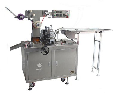 Absorbent Paper Points Cellophane Overwrapping Machine (LS-150)