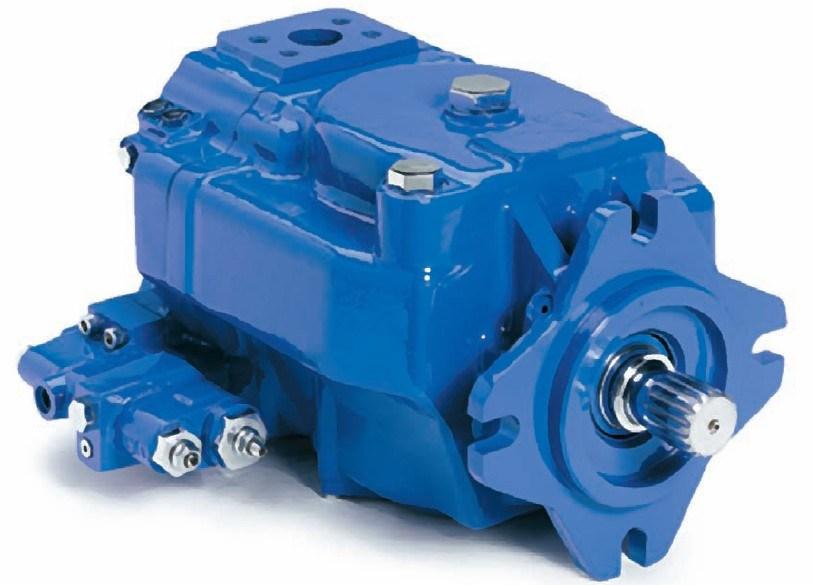 Eaton-Vickers Pvh Piston Pump