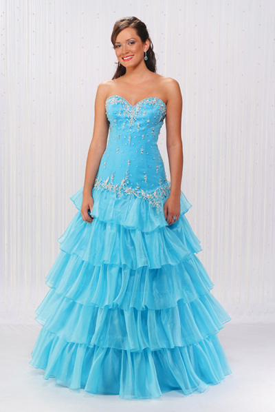 Quinceanera dresses 2011 from