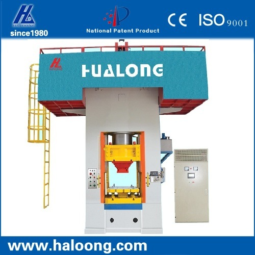 High Precision Fast Speed CNC Power Saving Forging Press Machine
