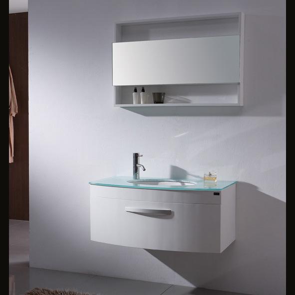 White Bathroom Vanities (8217)