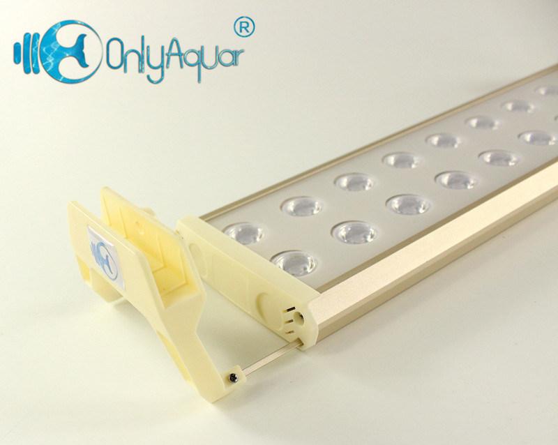 Most Popular 28W Adjustable Remote Control Aquarium LED Light