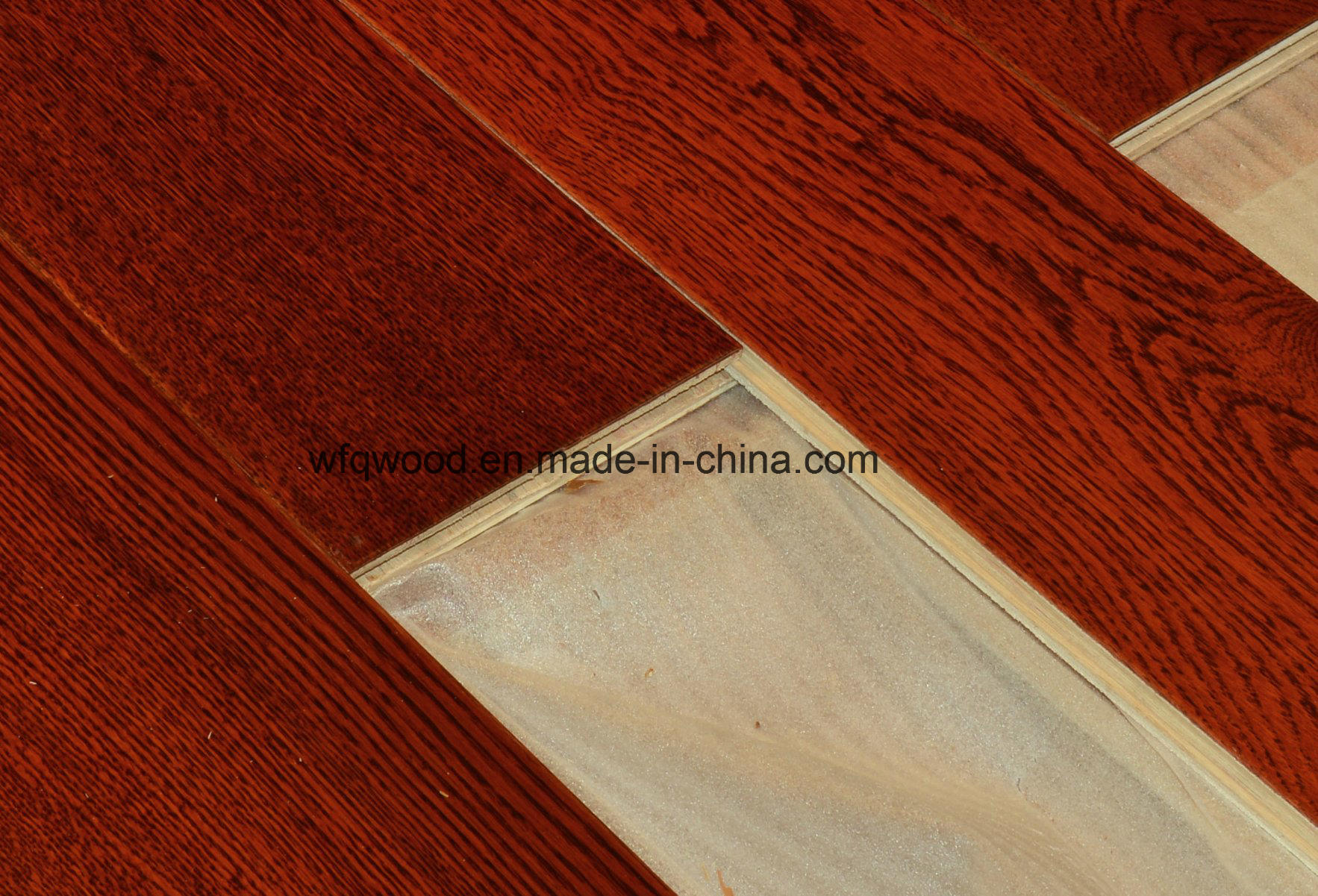 103 Multi Oak Antique Wood Flooring