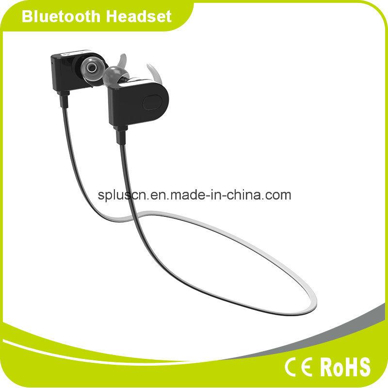 Fashion Bluetooth Mobile Earphone Dynamic Sports Design with FM Radio