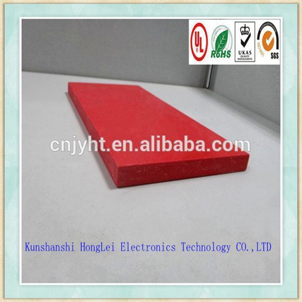 Fiberglass Mat Material Favorable Anti Leakage of  Electronic Gpo-3 Sheet for Cabinet