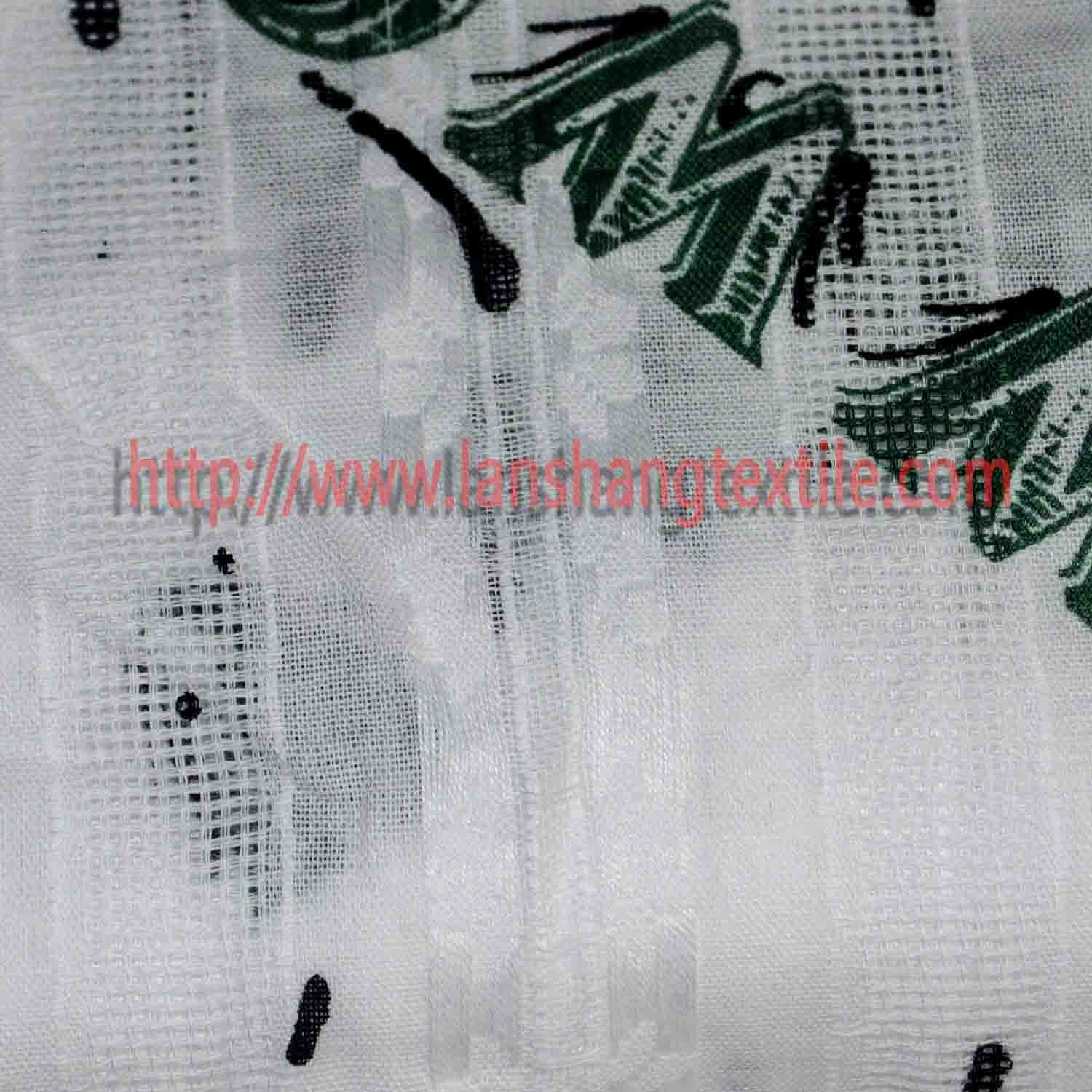 Cotton Fabric Dyed Fabric Dyed Jacquard Fabric Printing Fabric for Woman Dress Coat Skirt Children′s Garment.