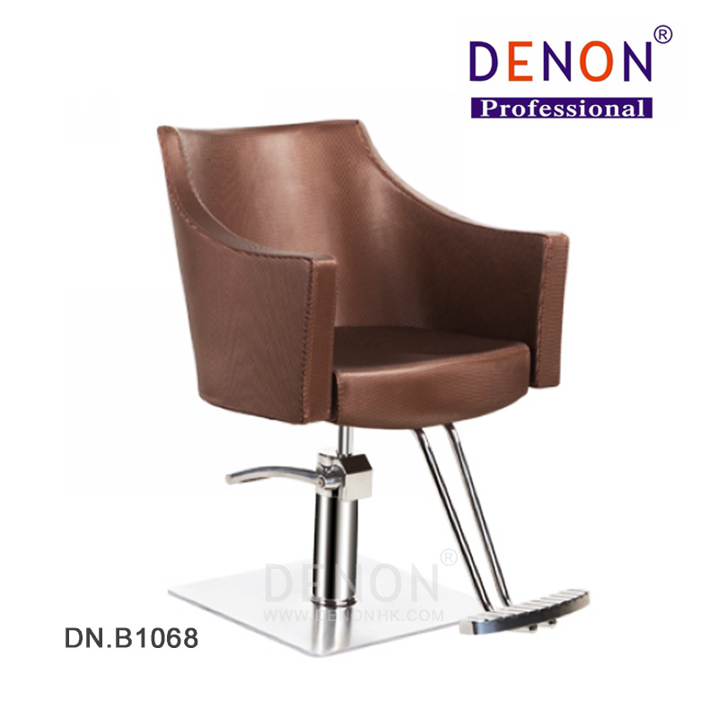 Nice Desig Salon Furniture Package Stable Barber Chairs (DN. B1068)