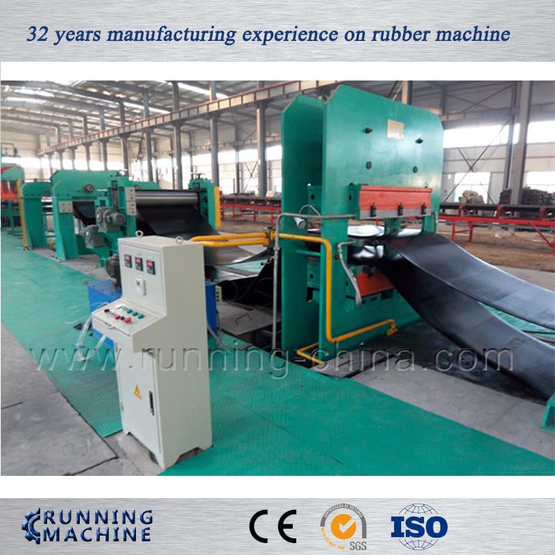 Fabric Conveyor Belt Vulcanizing Press/ Hydraulic Press