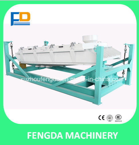 Rotary Shake Sifter with Ce Certification (SFJH80) for Livestock Feed for Feed Machine