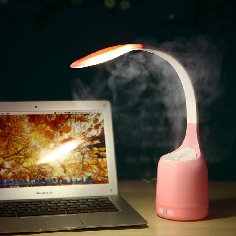 Nice Design&High Quality Humidifying Desk Lamp,