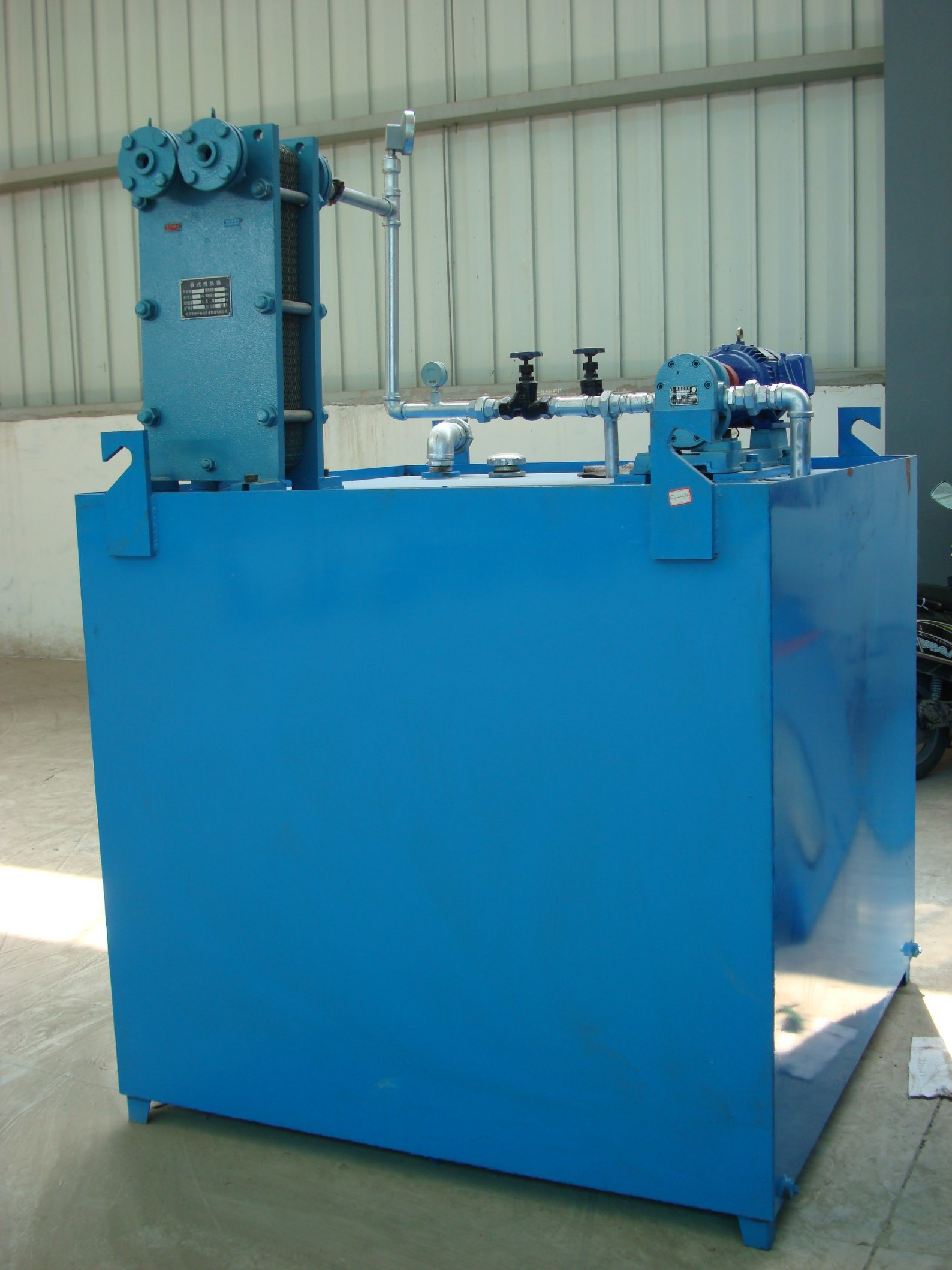 LHD Copper Rod Breakdown Machine/Wire Drawing Machine