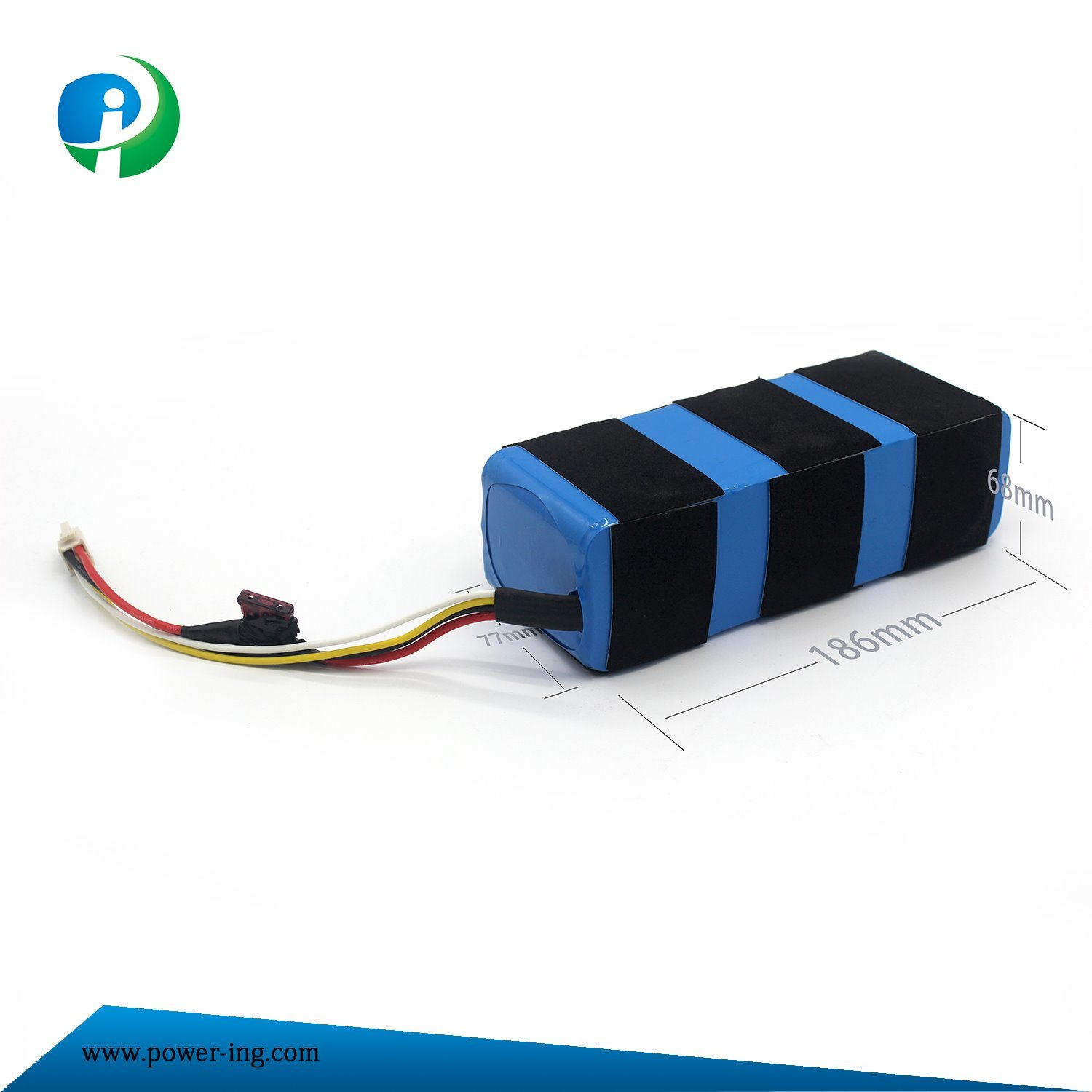 12V Lightweight Li-ion Battery Packs with 18650 for UPS Battery and Equipment