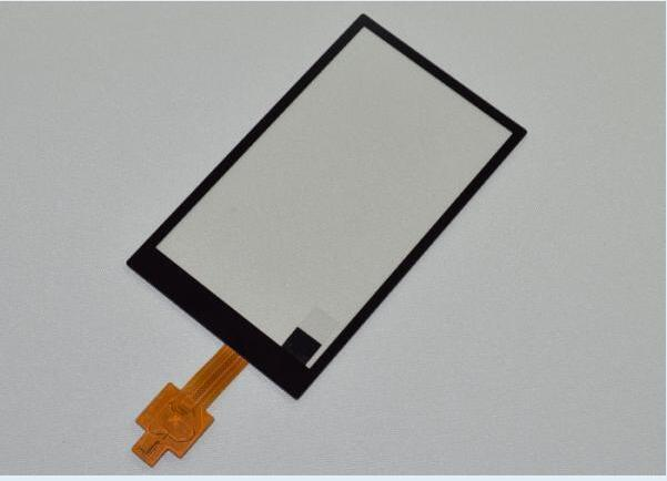 4.3 Inch Projected Capacitive Toucn Panel