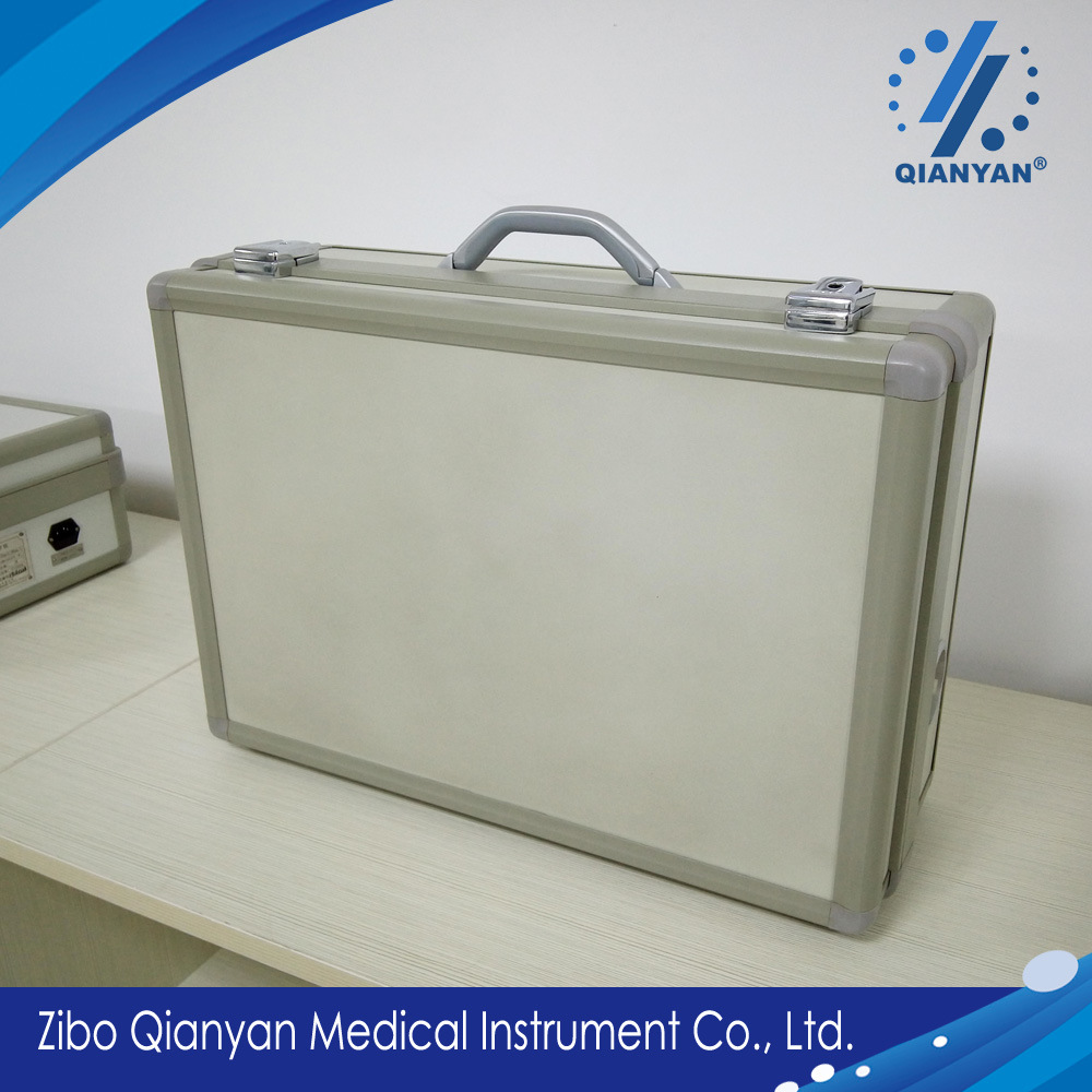 Transportable Medical Ozone Gernerator for Intradiscal Injection of 0xygen-Ozone to Treat Lumbar Disc Herniation (LDH)