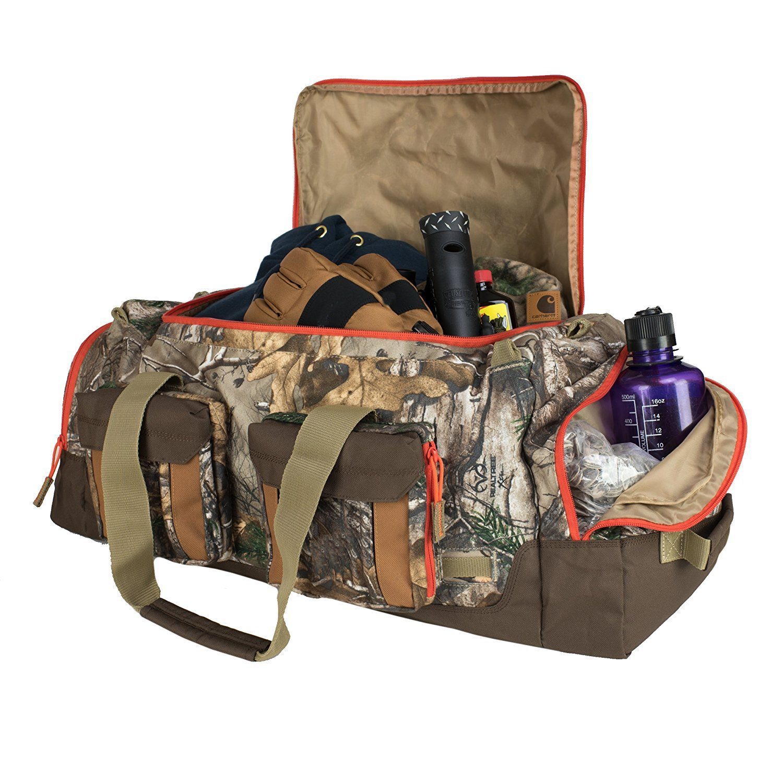 Hunt Realtree Camo Travel Duffel Gear Bag