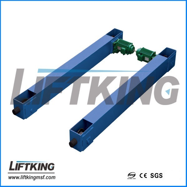 Heavy Duty Overhead Crane End Carriage