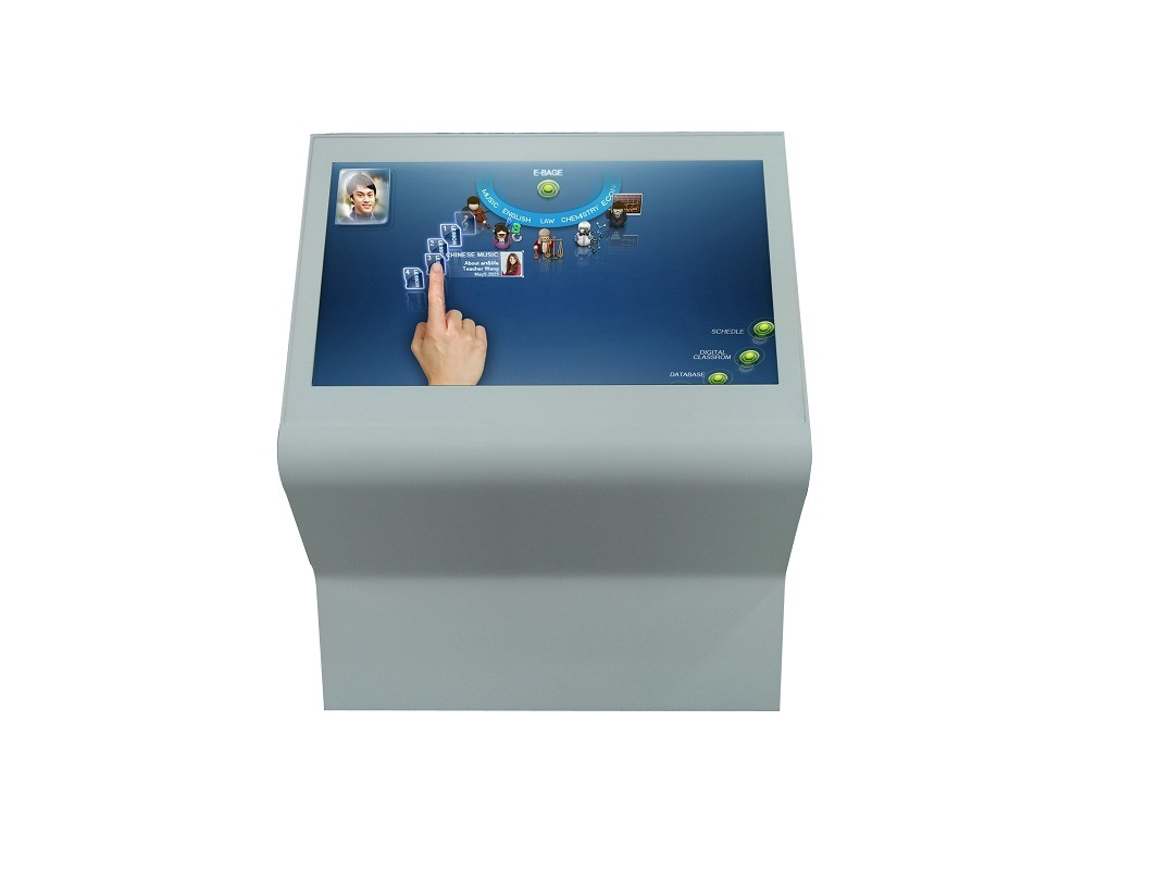 Mall Kiosk-Smart Touch Kiosk-LCD Interactive-Interactive Monitor