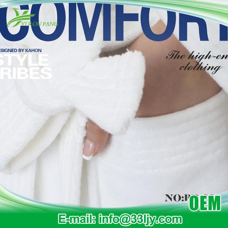 OEM Apartment Cheap Bath Robe