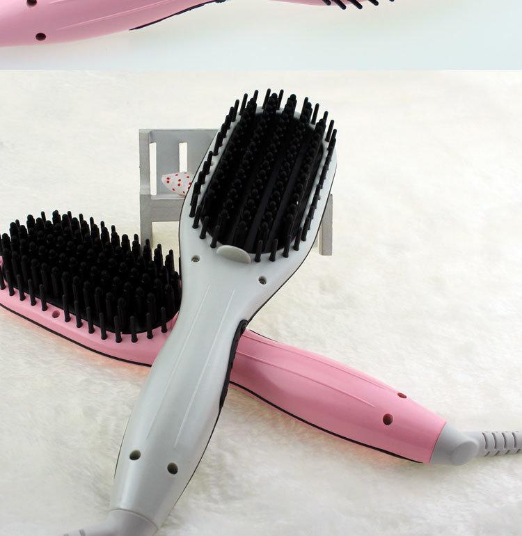 Magic Straightening Comb Hair Brush Straightener