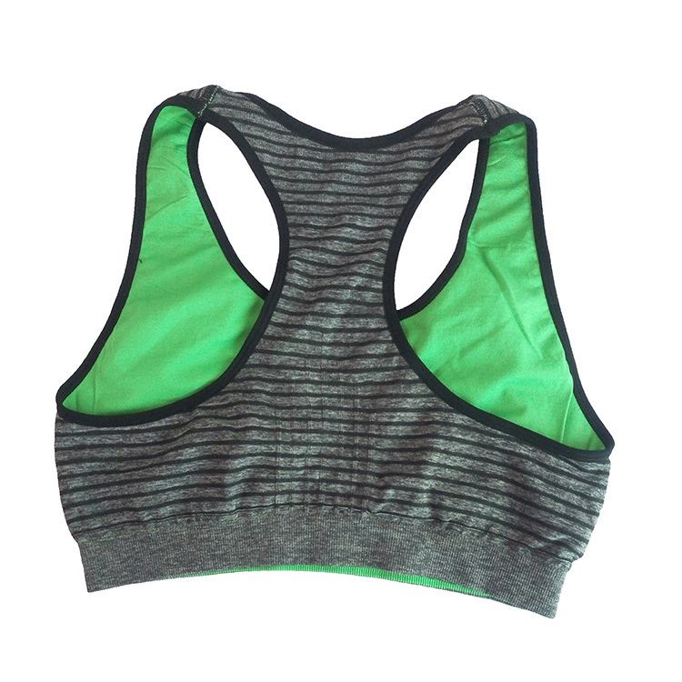 Wholesale Plus Size Women Seamless Underwire Sports Bra