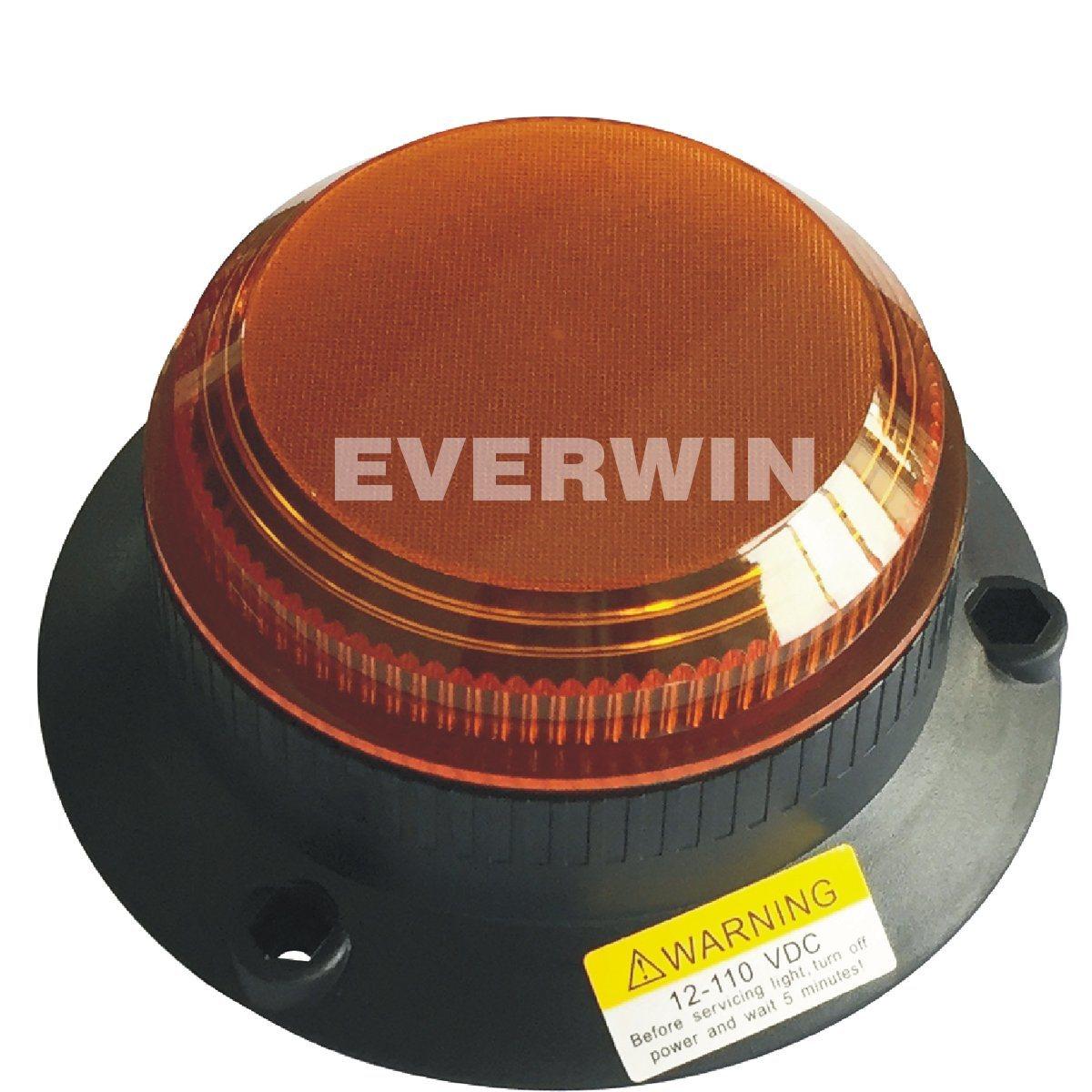 12-110V Xenon Warning Strobe Light Forklift Beacon with Ce