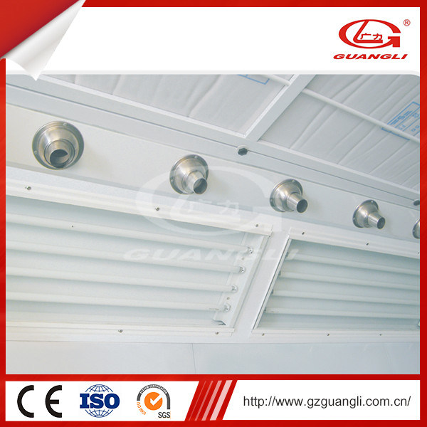 Guangli Ce Certification and Spray Booths Type Car Paint Dry Painting Room