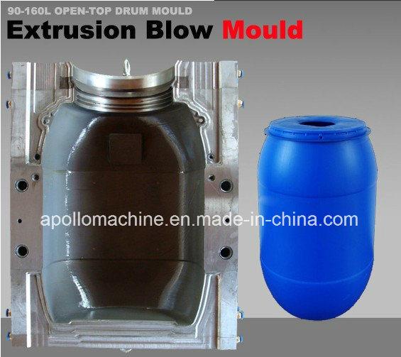 50L~160L HDPE Drums Jerry Cans Blow Molding Machine