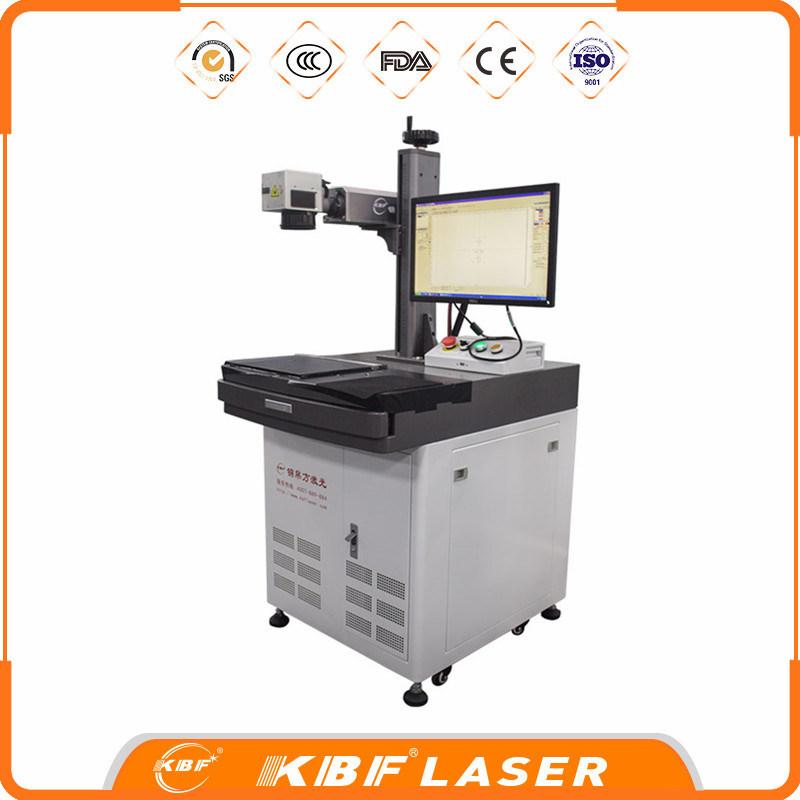 20W30W50W Table Fiber Laser Marker Marking Machine for Stainless Steels Metal Aluminum