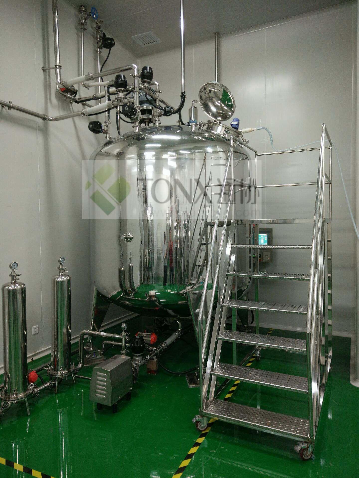 Auto in Vitro Diagnostic Reagents Preparation System
