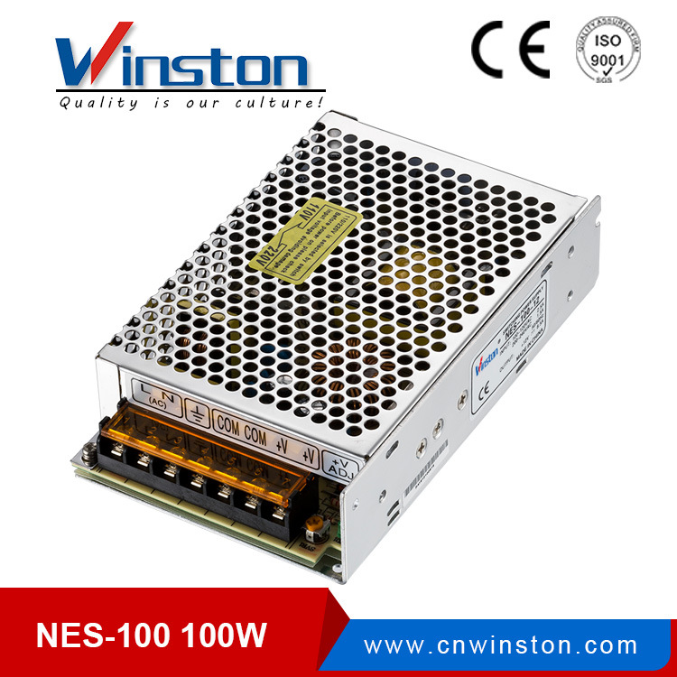 Nes-100 Series SMPS Ad/DC LED Driver Switching Power Supply