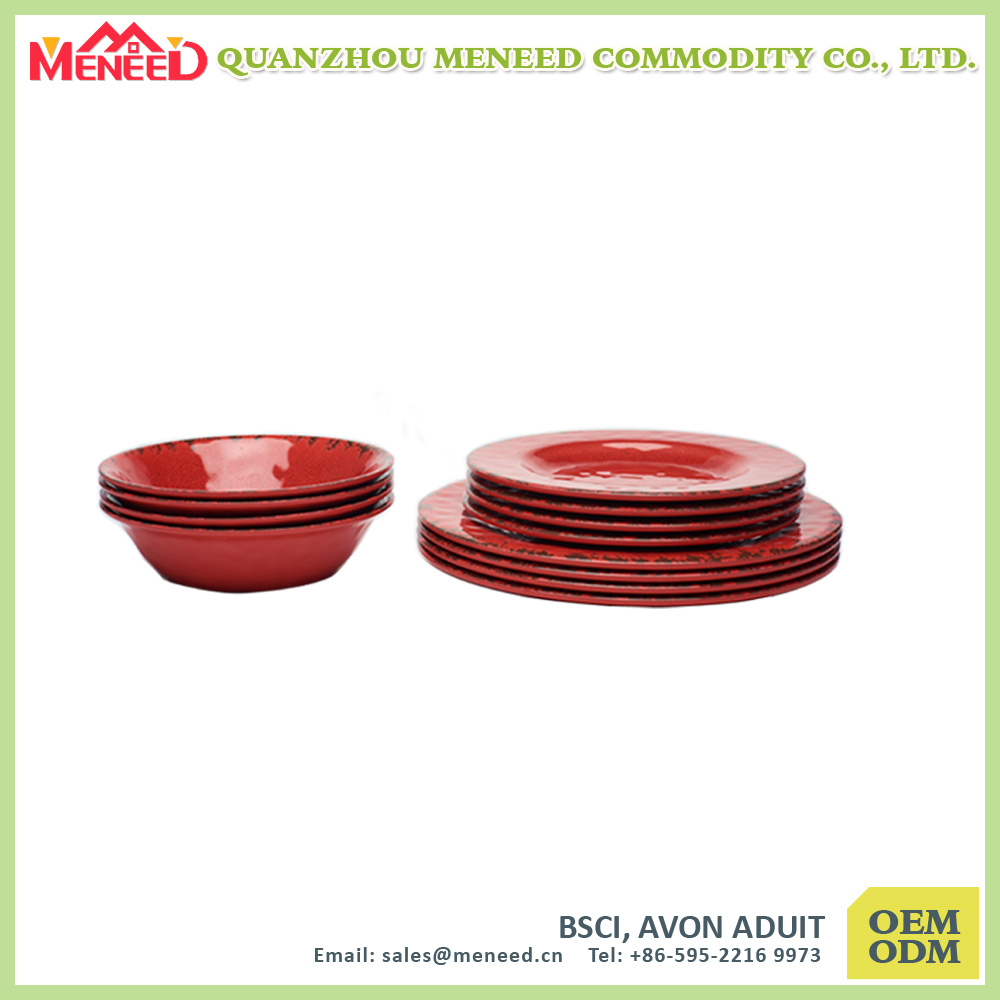 Best Selling Durable FDA Approved Mexican Dinnerware Sets